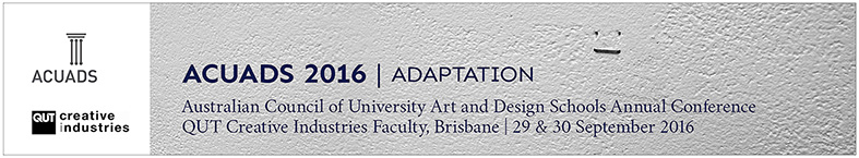ACUADS Conference Banner